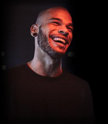 Smiling Thavhani Man